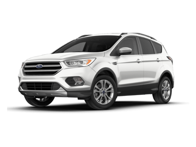 2018 Ford Escape SEL SEL FWD